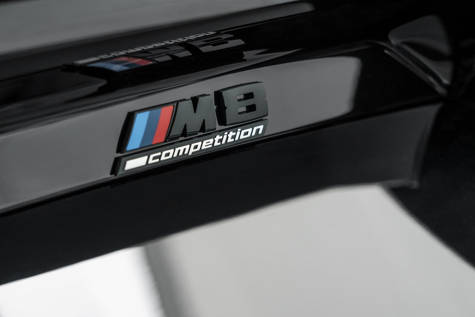 Foto de BMW M8 Gran Coupé 2020 (66/89)