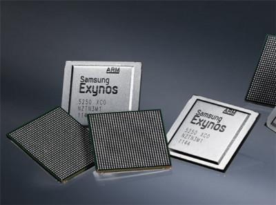 Samsung podría desarrollar su propio procesador compatible con ARM en 2014