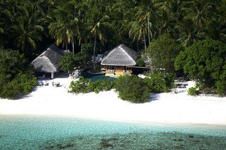 Six Senses, Fin de año en las Maldivas
