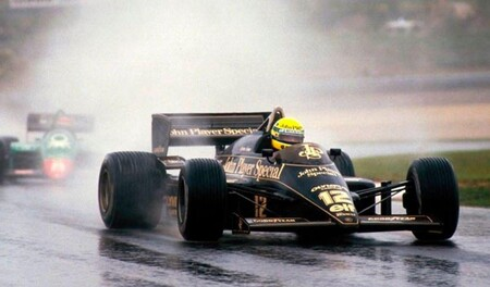 Senna Portugal F1 1985