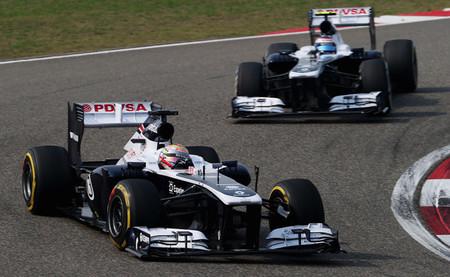 Williams espera recuperarse con la llegada de la Fórmula 1 a Europa