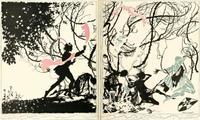 'La bella durmiente': un ensueño chinesco de C.S. Evans y Arthur Rackham