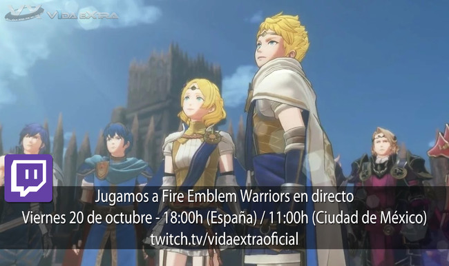 Fire Emblem Warriors Directo