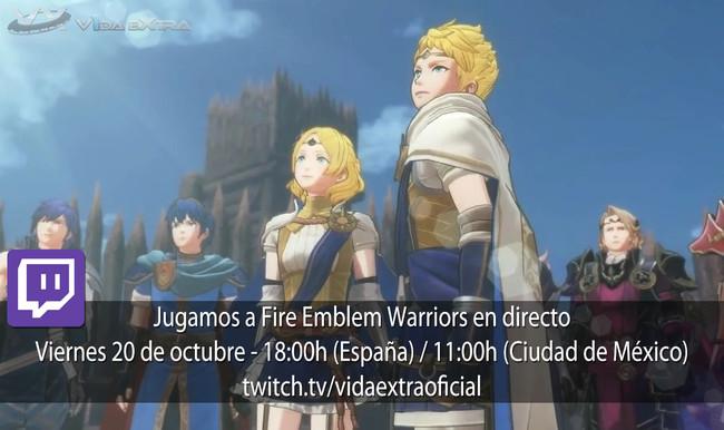 Fire Emblem Warriors Directo