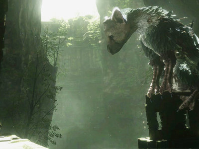 Ya está aquí The Last Guardian