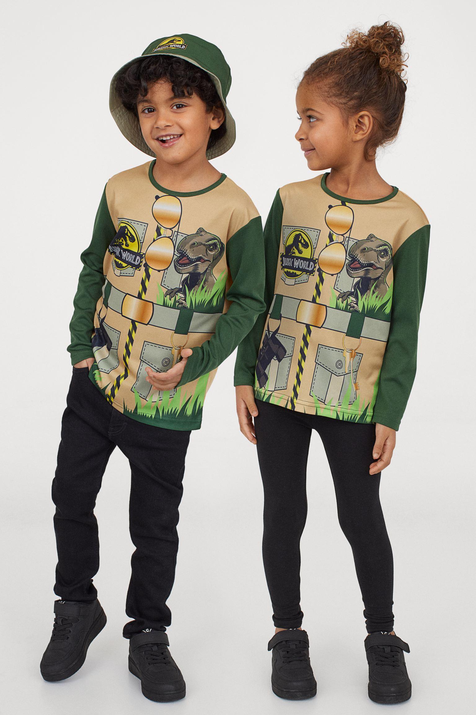 Disfraz de Jurassic World