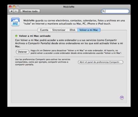 Utilizando nuestro Mac remotamente gracias a MobileMe