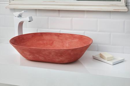 Nuevos materiales que sorprenden son la apuesta para los lavabos más innovadores de 2017
