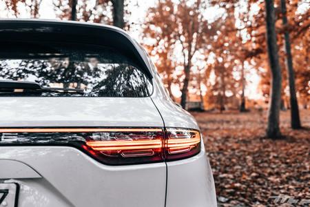 Porsche Cayenne S luces traseras