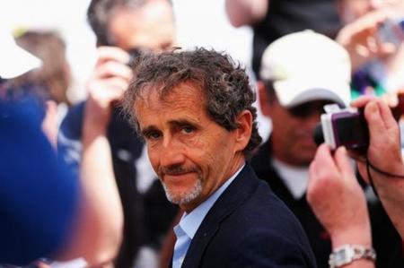 Alain Prost también se pronuncia con respecto a los pilotos de pago