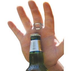 Anillo abridor de botellas