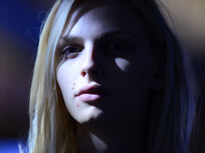 Andreja Pejic, la primera modelo transexual en prestar su rostro para la marca Make Up For Ever