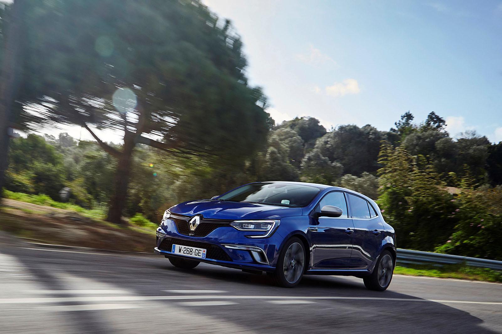 Foto de Renault Mégane 2016 (presentación) (45/97)