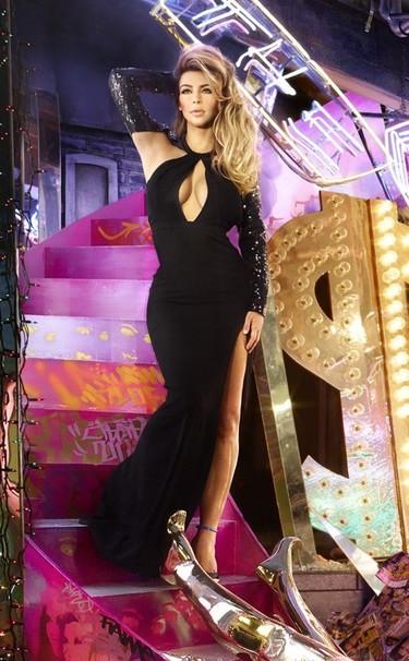 Y por fin llegó la felicitación navideña de los Kardashian... sin palabras