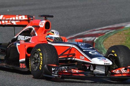 Marussia Virgin Racing y Wirth Research terminan su colaboración