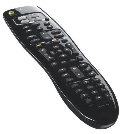 Logitech Harmory 300i, el mando a distancia universal y barato de Logitech