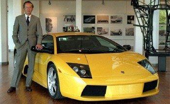 De'Silva inquieta a los fans de Lamborghini