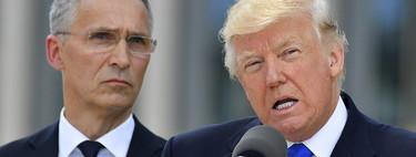 """340.000 millones de euros: lo que Trump exige a Europa para """"cumplir"""" con la OTAN"""