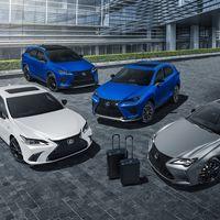 Lexus RC y RC Black Line 2021, el deportivo japonés de viste de etiqueta para esta edición limitada