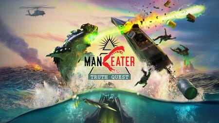 Maneater recibirá Truth Quest, su nuevo DLC, a partir de verano y desembarcará repleto de contenido