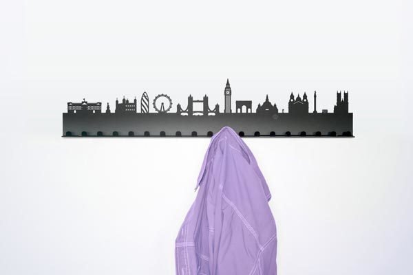 Foto de Colgadores inspirados en grandes ciudades (6/7)