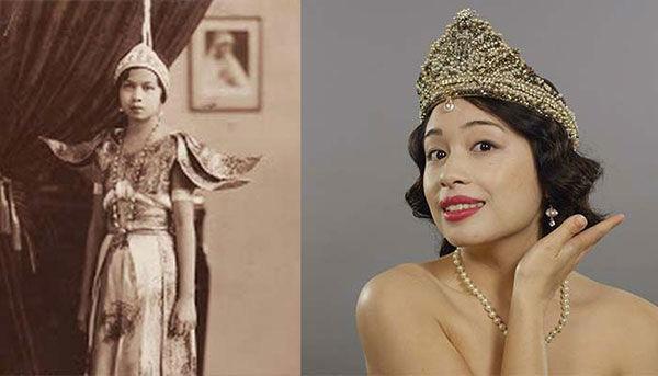 Foto de 100 años de belleza filipina (3/11)
