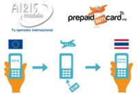 """Otra manera de """"acabar"""" con el roaming: Airis venderá tarjetas prepago de otros países"""