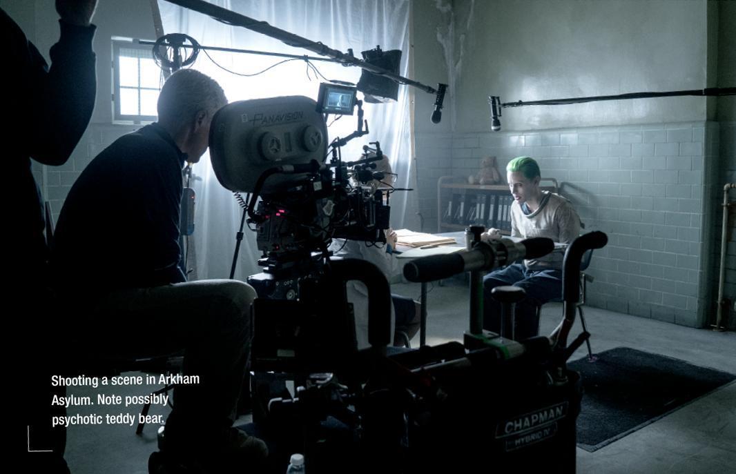 'Escuadrón Suicida' ('Suicide Squad'), nuevas imágenes oficiales