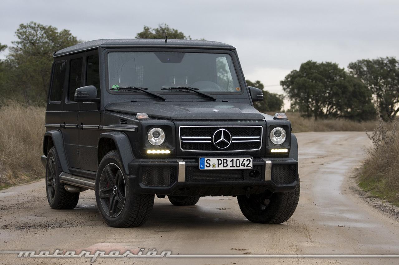 Foto de Mercedes Clase G 63 AMG (prueba) (1/44)