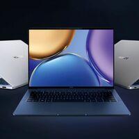 Llegan los primeros portátiles de Honor con Windows 11 e Intel Evo: así son los MagicBook 16 Pro y V14 con pantallas de hasta 144 Hz