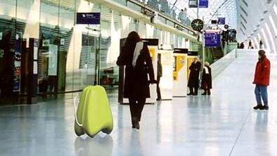 Fido Luggage, la maleta que te sigue