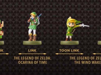 Skyward Sword llega la eShop de Wii U y nuevos amiibos para el aniversario de TLOZ