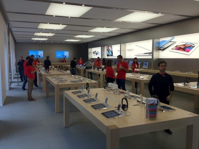 Foto de Apple Store Calle Colón (Valencia) (32/90)
