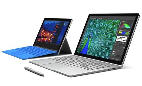 Si eres fabricante de portátiles con Windows ¿cómo debes tomarte lo de Surface 4 y Book?