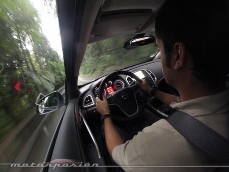 Opel Astra 1.6 SIDI Turbo y Zafira Tourer 1.6 CDTI, presentación y prueba en Austria