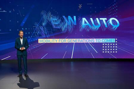 Herbert Diess CEO Volkswagen