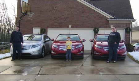 Los conductores de Chevrolet Volt superan la autonomía estimada por la EPA