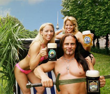 El festival de la cerveza de Berlín