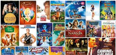 Disney Movies on Demand llega a España a través del servicio de vídeo bajo demanda Wuaki.tv