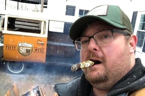 Cuaresma de cañas: este hombre estará 46 días de ayuno bebiendo solo cerveza (y no es el primero)