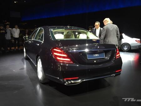 Mercedes Benz Clase S 2017 2