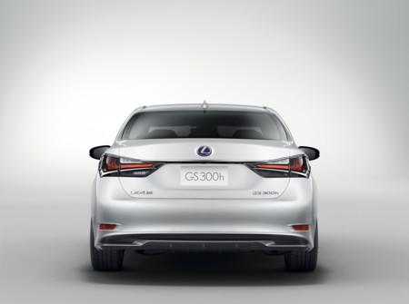 Lexus Gs 300h 2016 15
