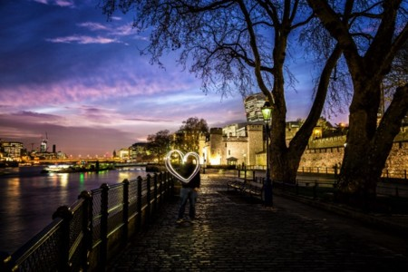 9 motivos por los que Londres es más romántica que París