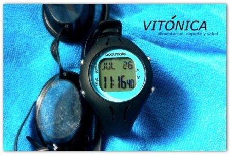 Probamos Poolmate, el reloj para entrenar natación