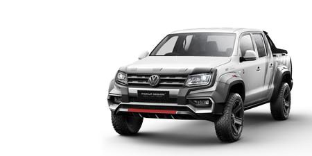 Si la Volkswagen Amarok no te parecía llamativa, Carlex Design tiene la solución con esta preparación