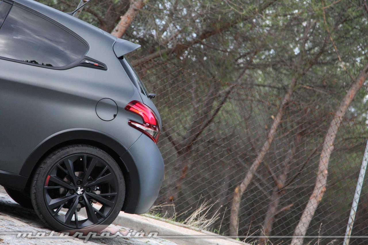 Foto de Peugeot 208 GTi by Peugeot Sport (prueba) (6/21)