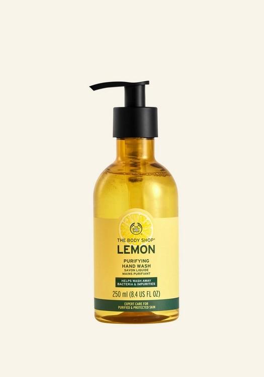 Jabón de Manos Líquido Purificante de Limón