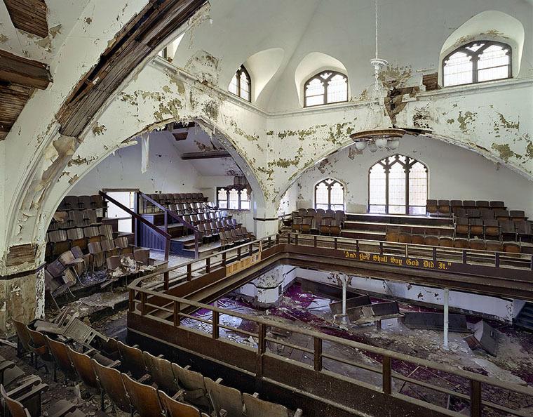 Foto de Las ruinas de Detroit (10/14)