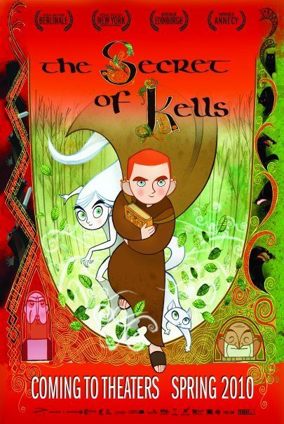 Oscars 2010: 'The Secret of Kells', cartel y tráiler