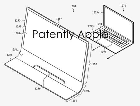 Patente Pantalla
